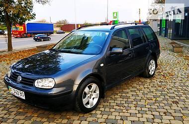 Volkswagen Golf IV 2001 в Ивано-Франковске
