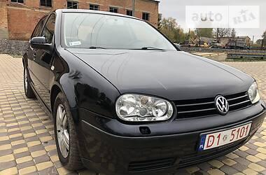 Volkswagen Golf IV 2002 в Немирове