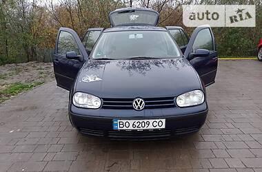 Volkswagen Golf IV 2001 в Бережанах