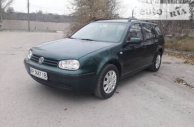 Volkswagen Golf IV 2001 в Запорожье
