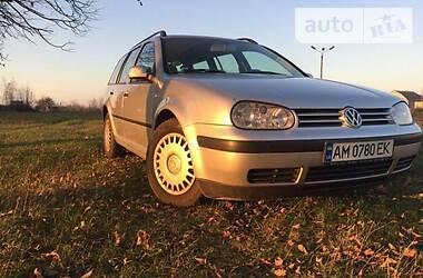 Volkswagen Golf IV 2001 в Новограде-Волынском