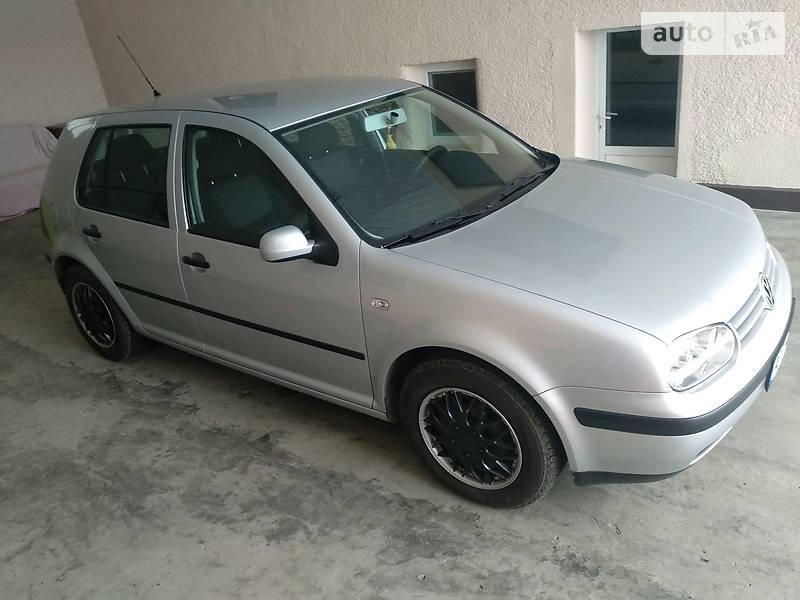 Volkswagen Golf IV EDITION
