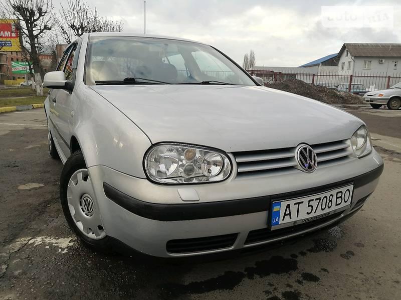 Хетчбек Volkswagen Golf IV 2000 в Івано-Франківську