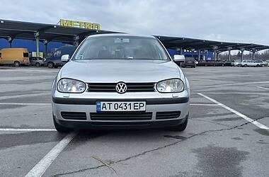 Volkswagen Golf IV 2002 в Запорожье