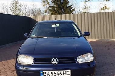 Volkswagen Golf IV 2003 в Сарнах