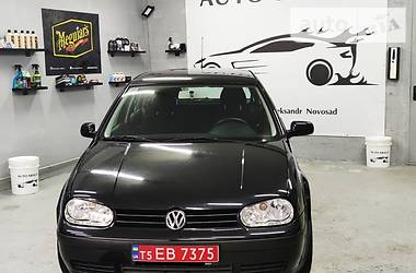 Volkswagen Golf IV 2002 в Кременці