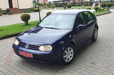 Хэтчбек Volkswagen Golf IV 2003 в Стрые