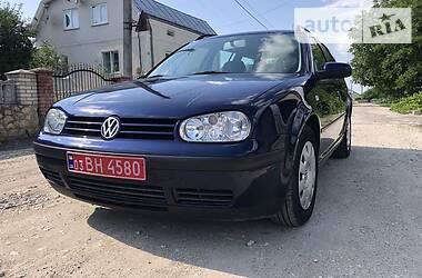 Универсал Volkswagen Golf IV 2001 в Тернополе