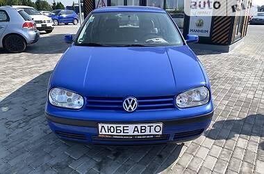 Хэтчбек Volkswagen Golf IV 2000 в Львове