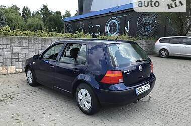 Хэтчбек Volkswagen Golf IV 2002 в Львове