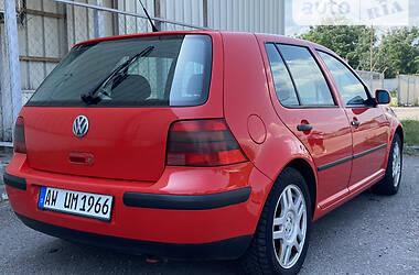 Хэтчбек Volkswagen Golf IV 2001 в Кременчуге