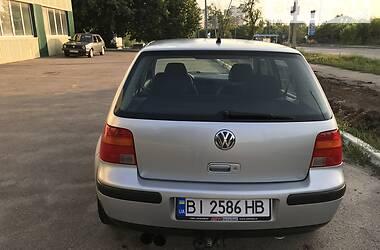 Хэтчбек Volkswagen Golf IV 2001 в Полтаве