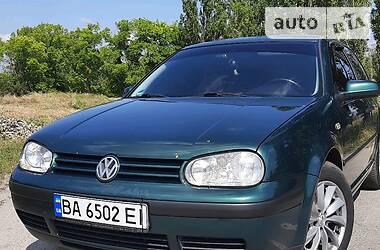 Купе Volkswagen Golf IV 1999 в Світловодську