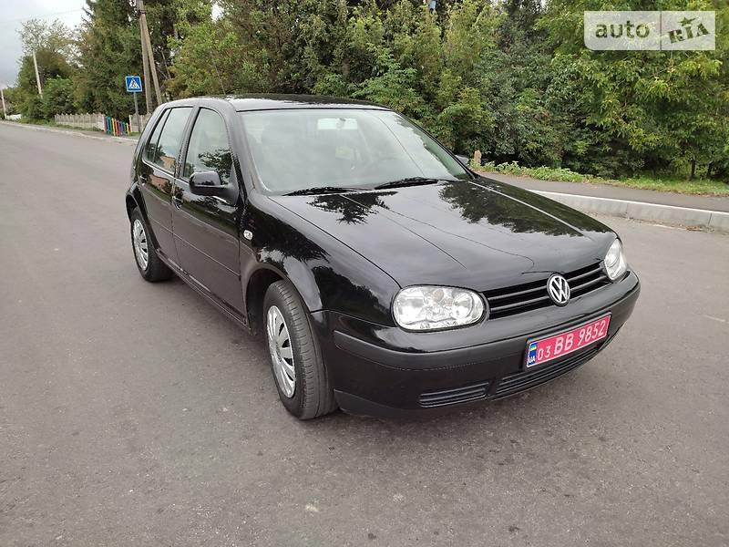Volkswagen Golf IV Special