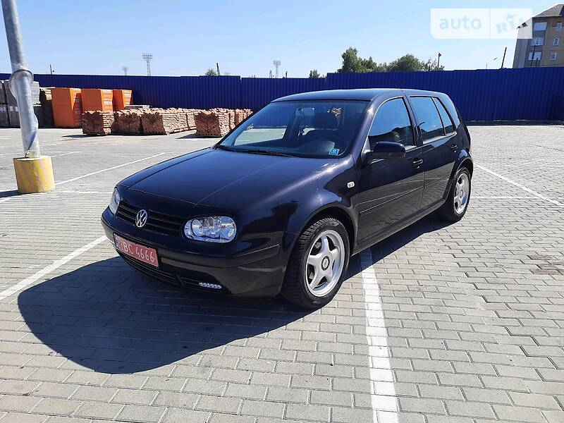 Volkswagen Golf IV 1.6 MPI