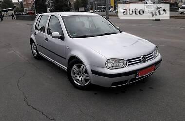 Хэтчбек Volkswagen Golf IV 2002 в Харькове