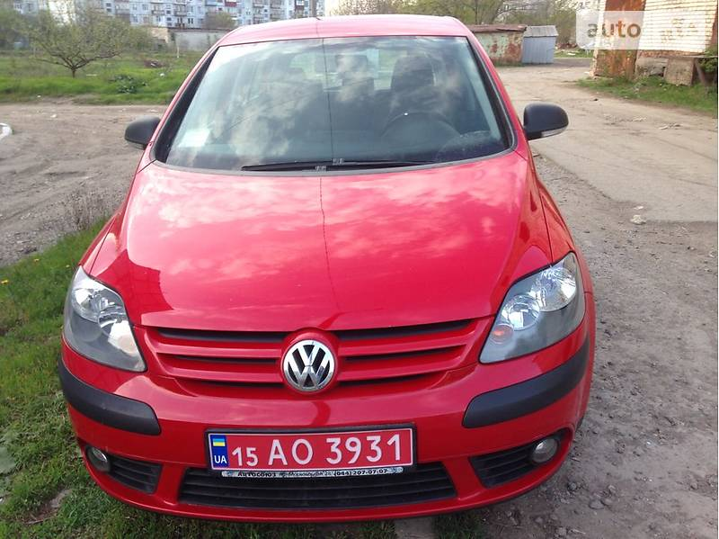 Volkswagen Golf Plus 2008 в Первомайске