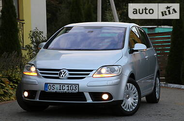 Volkswagen Golf Plus 2007 в Трускавце