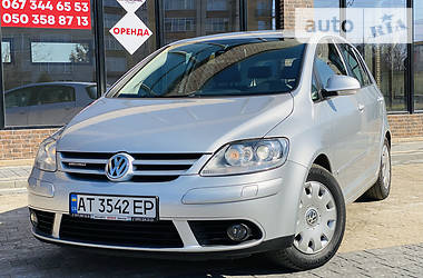 Volkswagen Golf Plus 2009 в Ивано-Франковске