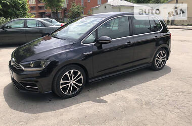 Хетчбек Volkswagen Golf Sportsvan 2017 в Тернополі