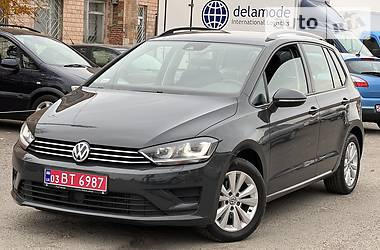 Хетчбек Volkswagen Golf Sportsvan 2014 в Луцьку