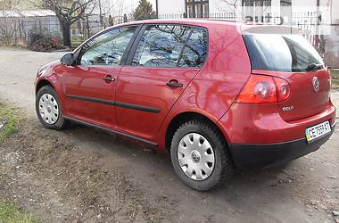 Volkswagen Golf V 2007 в Черновцах