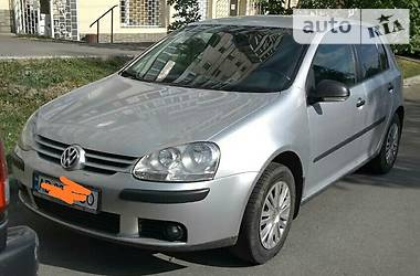 Volkswagen Golf V 2007 в Виннице