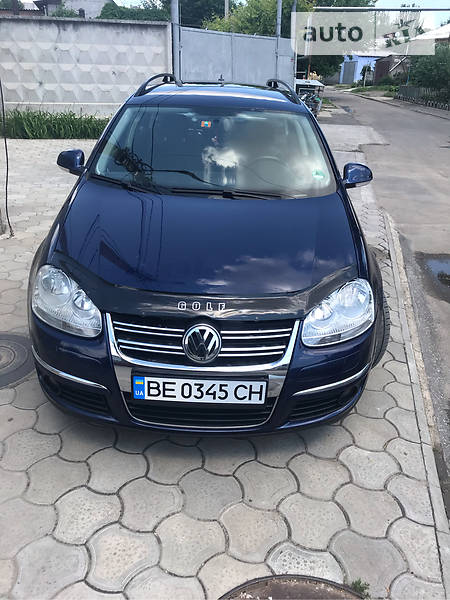 Volkswagen Golf 2007 року в Миколаїві