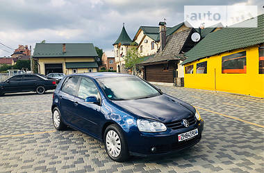 Volkswagen Golf V 2007 в Львові