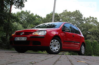 Volkswagen Golf V 2008 в Дрогобыче