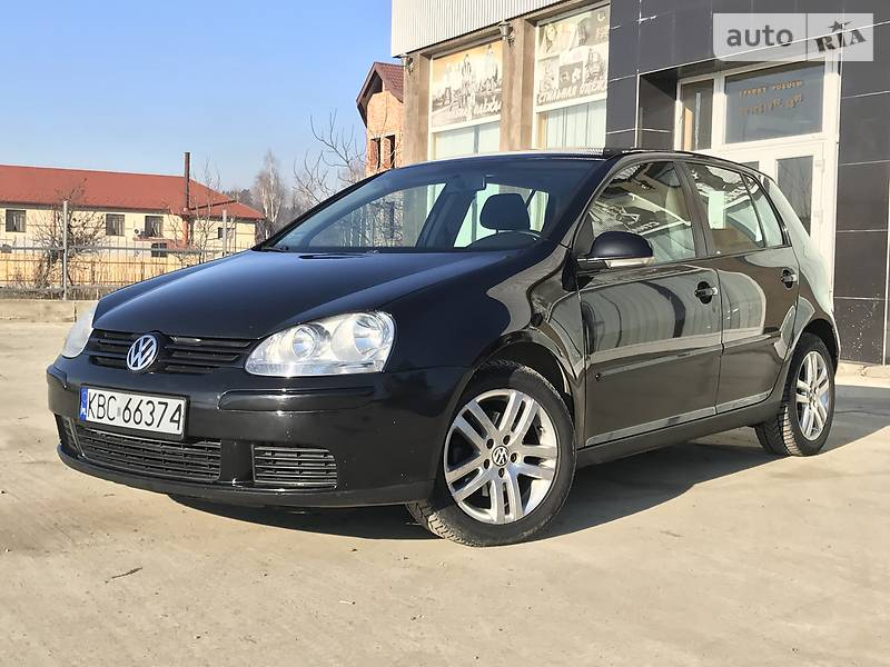 Volkswagen Golf V 2007 в Тячеве