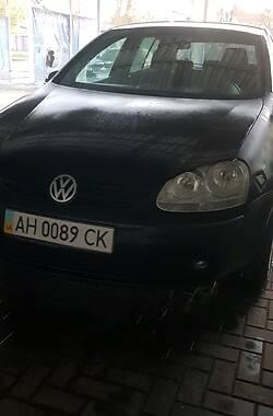 Volkswagen Golf V 2007 в Славянске