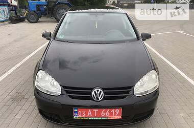 Хэтчбек Volkswagen Golf V 2005 в Ковеле