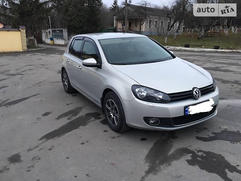 Volkswagen Golf VI 2011 в Каменец-Подольском