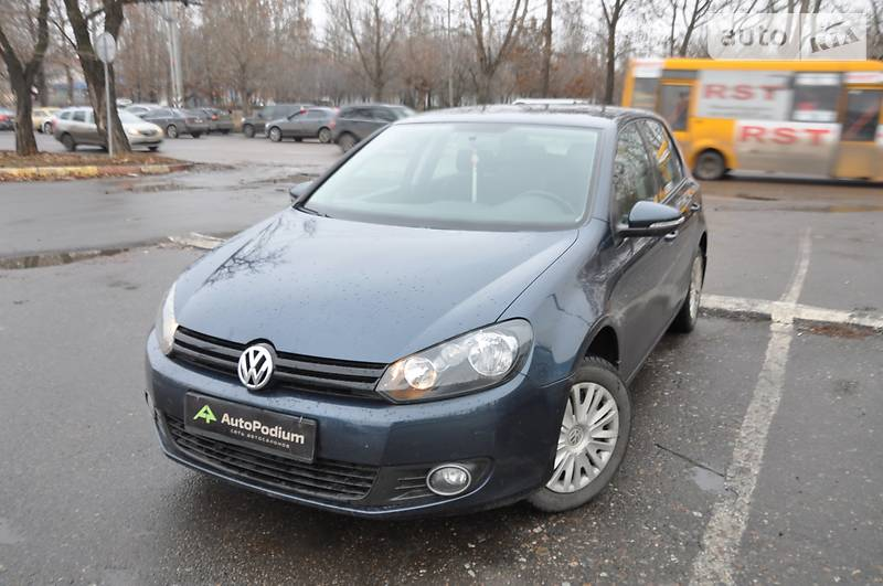 Volkswagen Golf 2010 року в Миколаїві