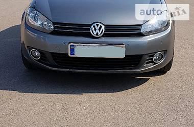 Volkswagen Golf VI 2010 в Ковелі