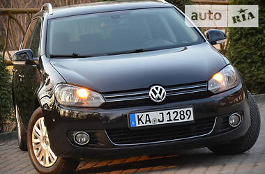 Volkswagen Golf VI 2012 в Дрогобыче