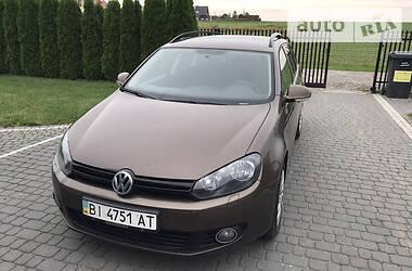 Volkswagen Golf VI 2011 в Гадяче
