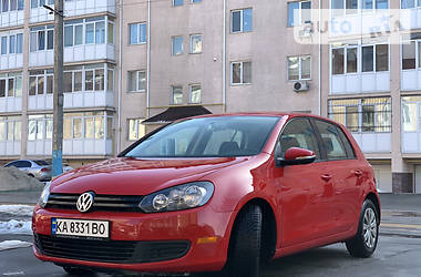 Volkswagen Golf VI 2012 в Києві