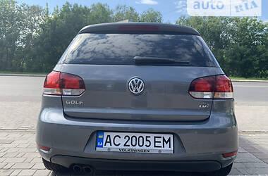 Хэтчбек Volkswagen Golf VI 2011 в Луцке