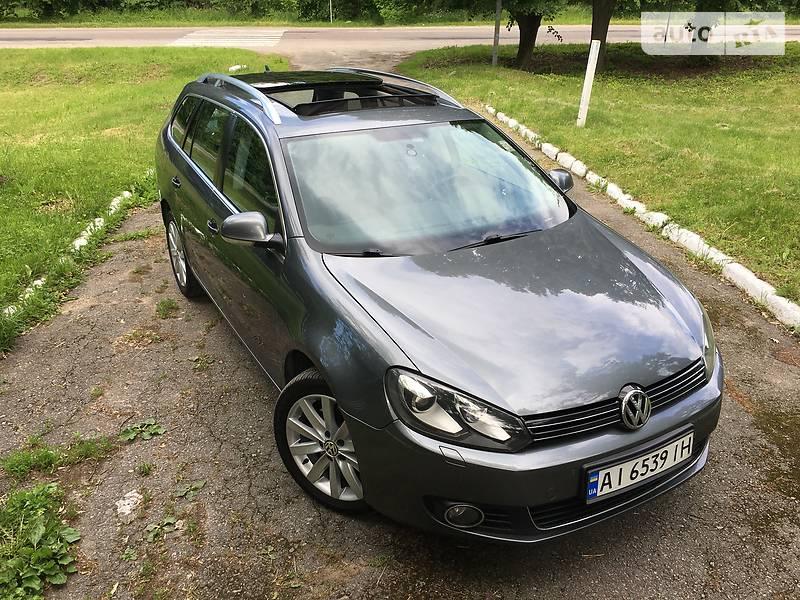 Универсал Volkswagen Golf VI 2010 в Киеве