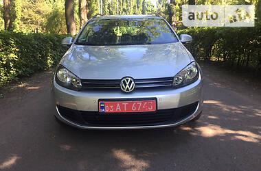 Универсал Volkswagen Golf VI 2009 в Киеве