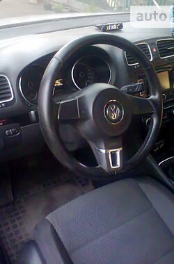 Унiверсал Volkswagen Golf VI 2010 в Веселому