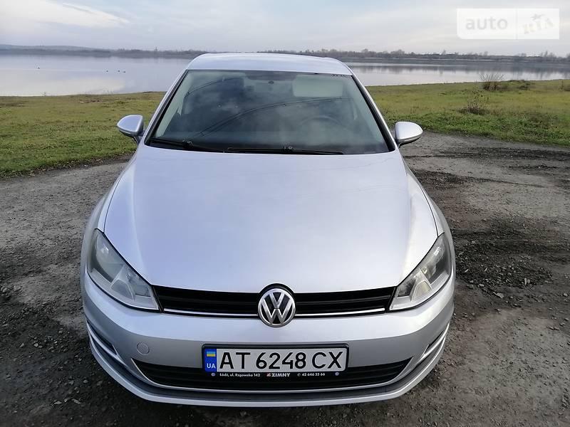 Volkswagen Golf VII 2013 в Бурштыне