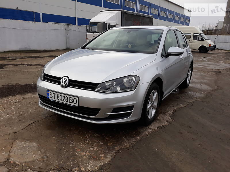 Volkswagen Golf VII 2012 в Новой Каховке