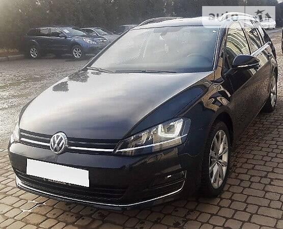 Volkswagen Golf VII 2015 в Коломые