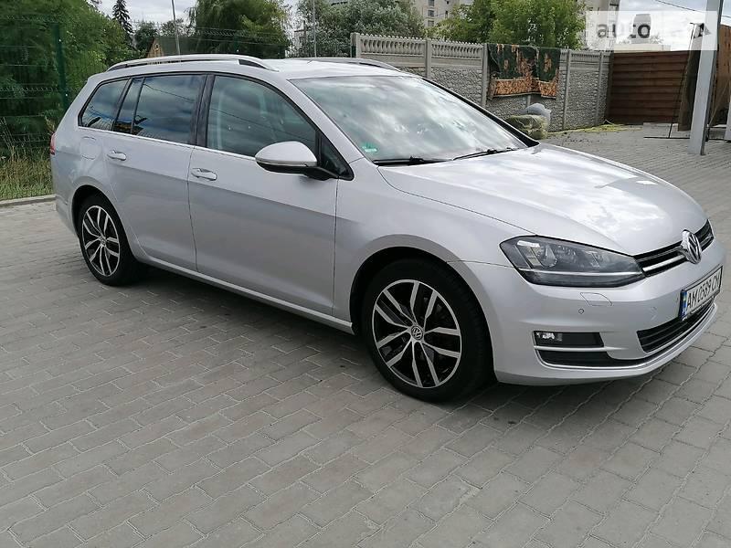 Volkswagen Golf VII 2014 в Радомышле