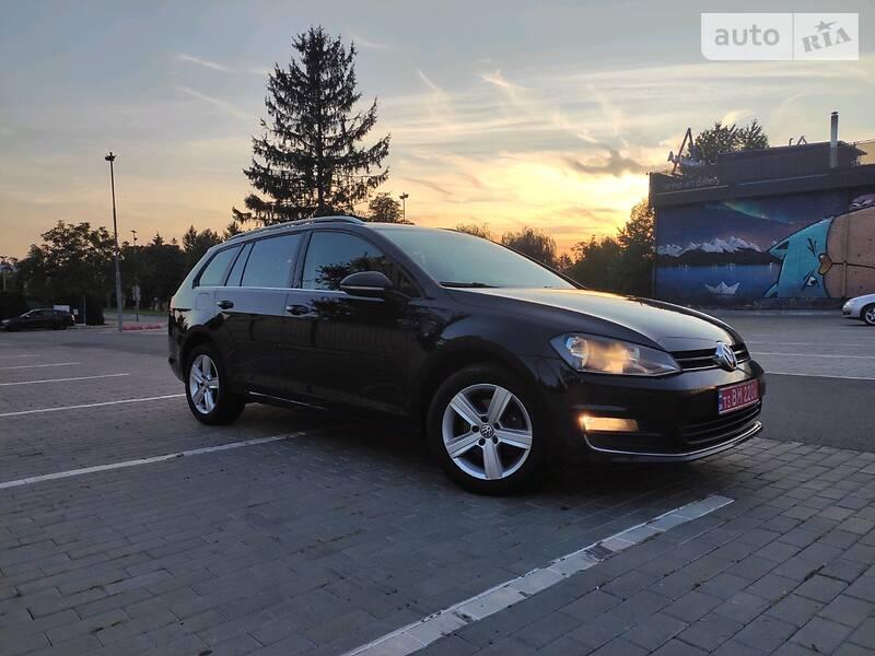 Volkswagen Golf VII Exclusive