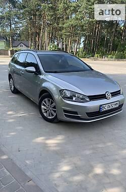 Универсал Volkswagen Golf VII 2013 в Львове