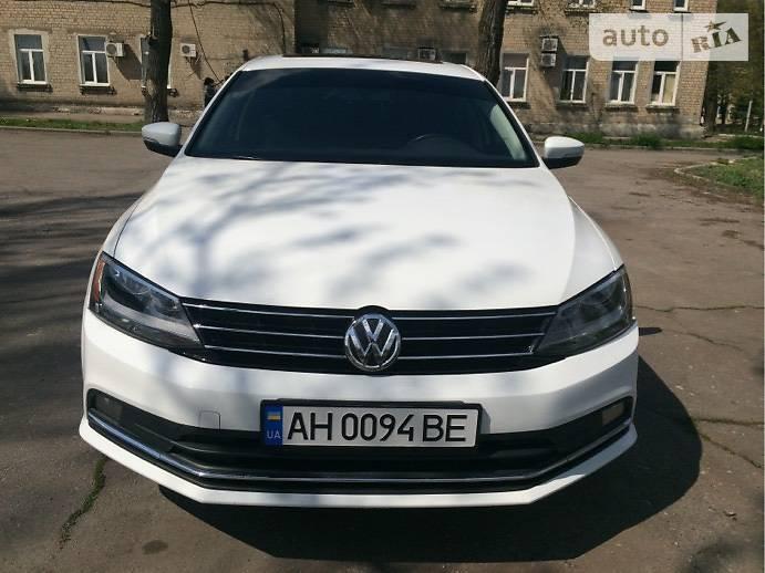 Volkswagen Jetta 2015 в Мирнограде